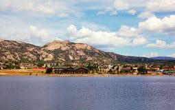De recreatiegebied van de staat van Colorado Stock Foto's