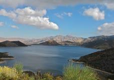 De Recreatiegebied van de Staat van het Silverwoodmeer, Californië Stock Fotografie
