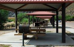 De Recreatieplaats van het kiezelsteenstrand, Arizona Royalty-vrije Stock Afbeeldingen