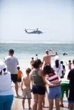 De Redding van de helikopter Royalty-vrije Stock Afbeelding