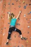 De Reeks A 27 van de Bergbeklimming van Khole Stock Foto's