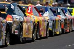 De Reeks Aarons 499 25 van de Kop van de Sprint NASCAR April Stock Afbeeldingen