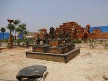 De reeks van de Bahubalifilm Royalty-vrije Stock Foto's