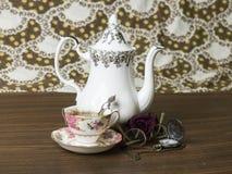 De reeks van Cofee Royalty-vrije Stock Afbeeldingen
