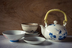 De reeks van Cofee Royalty-vrije Stock Foto