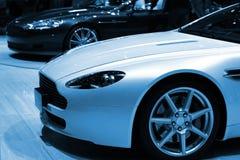 De Reeks van de auto Stock Afbeeldingen