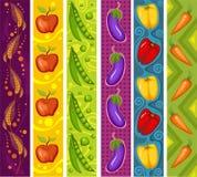De reeks van de banner Royalty-vrije Stock Afbeeldingen