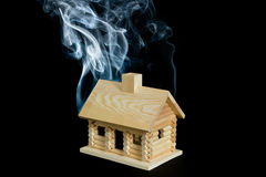 De Reeks van de Crisis van de hypotheek Royalty-vrije Stock Afbeeldingen
