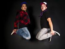 De reeks van de de hopdanser van de heup Royalty-vrije Stock Afbeelding