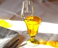 De reeks van de eettafel Stock Foto's
