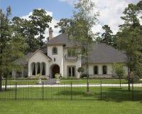 De Reeks van de Huizen van het miljoen dollar Stock Afbeelding