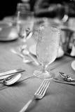 De Reeks van de Lijst van de Zaal van Dinning Royalty-vrije Stock Afbeelding