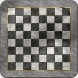De Reeks van de Luxe van de Raad van het schaak Royalty-vrije Stock Afbeeldingen