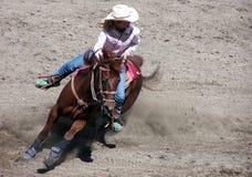 De Reeks van de rodeo Royalty-vrije Stock Foto
