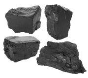 De reeks van de steenkool Royalty-vrije Stock Afbeelding