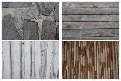 De Reeks van de textuur Royalty-vrije Stock Afbeelding