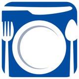 De reeks van Dinning vector illustratie