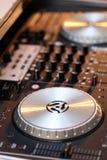 De reeks van DJ Royalty-vrije Stock Fotografie