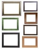 De reeks van frame Royalty-vrije Stock Fotografie