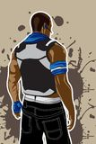 De Reeks van Gangsta. Stock Fotografie