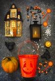 De reeks van Halloween Royalty-vrije Stock Afbeeldingen