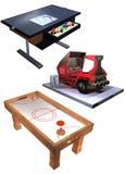 De reeks van het arcadespel stock illustratie