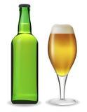 De reeks van het bier Royalty-vrije Illustratie