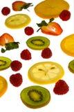 De Reeks van het fruit Royalty-vrije Stock Fotografie
