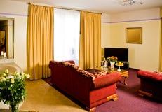 De reeks van het hotel Stock Foto