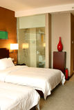 De reeks van het hotel Stock Fotografie