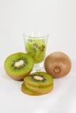 De reeks van het kiwifruit Royalty-vrije Stock Afbeelding