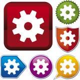 De reeks van het pictogram: montages Royalty-vrije Stock Afbeelding
