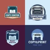 De reeks van Logotype Stock Foto's