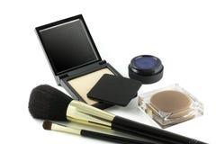 De reeks van Maquillage Stock Foto