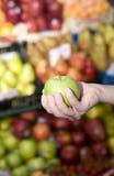 De reeks van vruchten Royalty-vrije Stock Foto