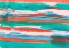 De reeks van Watercolourvissen, groot ontwerp voor om het even welke doeleinden vector illustratie