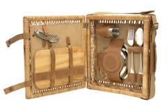 De Reeksen van de picknick Royalty-vrije Stock Afbeelding