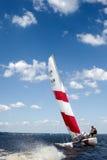 De regatta van de Hetmankop Stock Afbeeldingen
