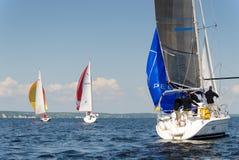 De regatta van de Hetmankop Stock Foto's