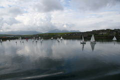 De regatta van Orkney Stock Foto