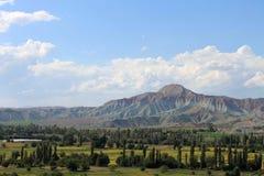 De regeling Nalihan Regionaal Ankara Turkije, natuurreservaat Stock Fotografie