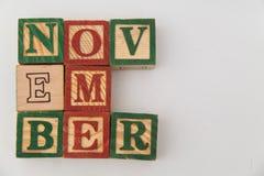 De regeling van brieven vormt één woord, versie 151 Royalty-vrije Stock Afbeelding