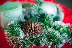 De regeling van Kerstmis Stock Foto's