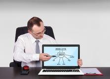 De regeling van Seo Stock Fotografie