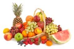 De Regeling van vruchten Royalty-vrije Stock Afbeeldingen