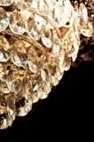 De regen van het kristal. Royalty-vrije Stock Foto