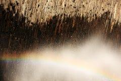 De Regenboog van het water royalty-vrije stock foto's