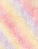 De regenboogachtergrond van de pastelkleur Royalty-vrije Stock Foto