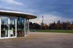 Stedelijk Londen - de koffie van de Hub Royalty-vrije Stock Afbeeldingen