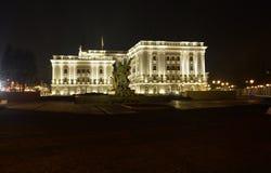 De Regering van de Republiek Macedonië Royalty-vrije Stock Foto